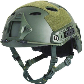Army Military Tactical Helmet Cover Casco Airsoft Accessories Emerson Paintball Fast Jumping Protective Face Mask