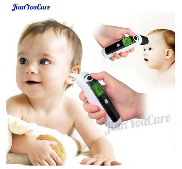 Baby Forehead and Ear Baby Thermometer