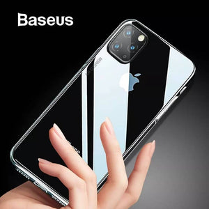 Baseus Anti-Knock Clear TPU Air Bag Cover for Case For iPhone 11/11 Pro/11Pro Max