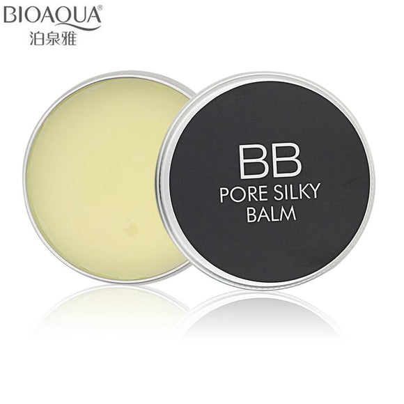 BIOAQUA Makeup Primer Face Cover Pore Blemish Brighten Concealer Oil-control Liquid Foundation Make Up Nude Base Cream 20g (BB CREAM)