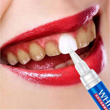Brightening Teeth Whitening Gel Pen Deep Cleansing Professional Stains Yellow Tooth Remove Oral Hygiene Dental Clean Tool