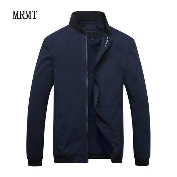 Casual Jackets Spring Winter Coat Men's Sportswear Motorcycle Thin Slim Fit Bomber For Clothing Cotton Polyester Gray Black M