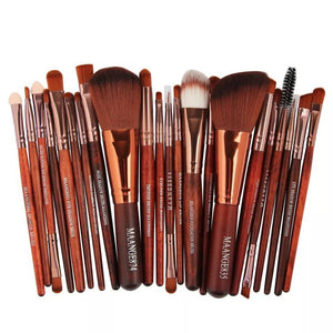 Cosmetic Makeup Brush Blusher Eye Shadow Brushes Set Kit Cream Cosmetics Blending Tool Make-Up-Pinsel
