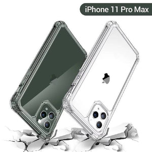 ESR Clear Soft TPU Corner Protective Strengthen Drop-Proof Shockproof Cover for iPhone11 /11 Pro /11 Pro Max