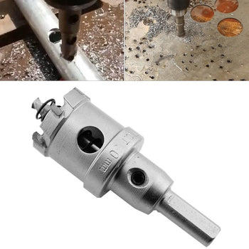 High Hardness Hole Saw Opener Hand Drilling Tool 1Pc
