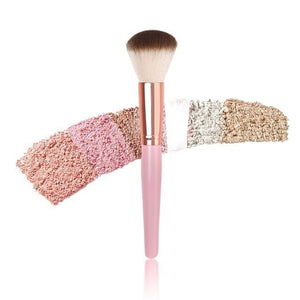 HZM 1 OR 2 Pcs Soft Synthetic Hair Big Makeup Brushes Blusher Foundation Blush Makeup Beauty Makeup Cosmetic Tools YA49