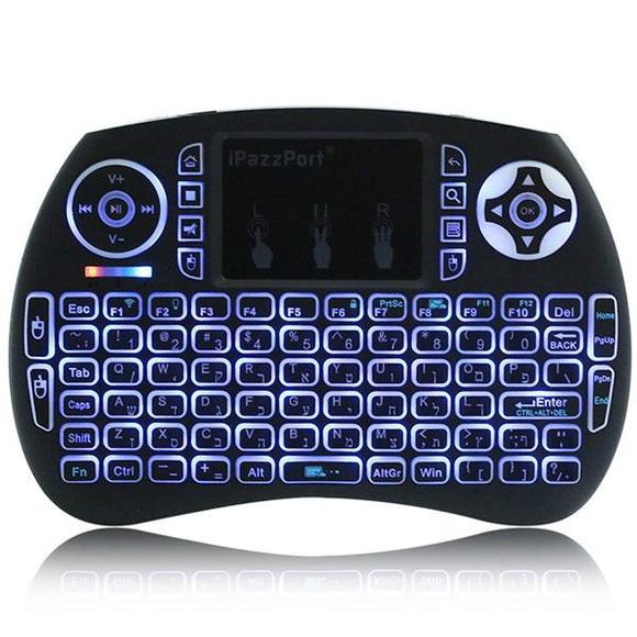 Ipazzport 21S Wireless Mini Keyboard