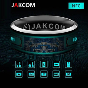 Jakcom R3F Smart Ring Magic Finger NFC IC ID Card for Android Windows