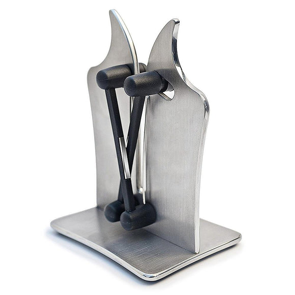 Knife Sharpeners Household Sharpening Tool (SILVER)