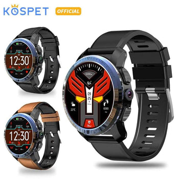 KOSPET Optimus Pro 3GB 32GB 800mAh Bluetooth Dual 4G SmartWatch Phone waterproof 8.0MP 1.39