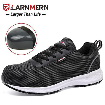 Leather Lineman Size 36-41 Ladies Safety Shoes Women Steel Toe Lightweight Work For Construction Protective Sneaker