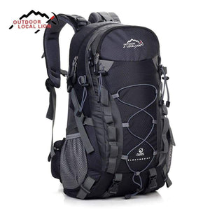Local Lion Outdoor Sports Bag 40L Mountaineering Backpack Functional Men Women Bolsas Hiking Traveling