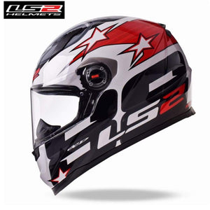Ls2 Alex Barros Ff358 Classic Capacetes De Motociclista Motorcycle Helmet Full Face Motorbike Men Racing Casque Moto Casco