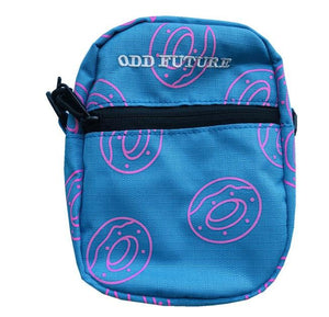 ODD FUTURE Tyler The Creator Golf wang Golf Le Fleur Shoulder Bag Side Bag Waist Hip fanny packs Pack 23*18 cm #089