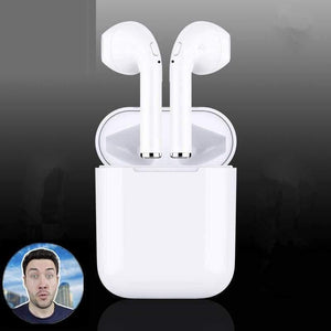 Padear Mini X 1 /F10/I7S Bluetooth Double Ear Earbuds Earphone Wireless Air Headsets Pods I9S Tws For Iphone Android 6/7/2008