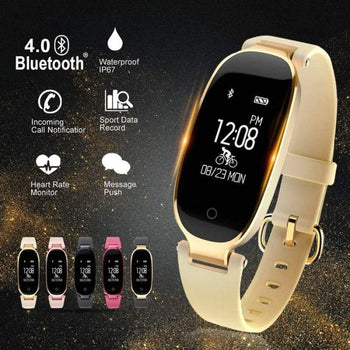 S3 Smartwatch Smart Watch Women Ladies Heart Rate Bluetooth Inteligente For Huami Xiaomi Android Ios