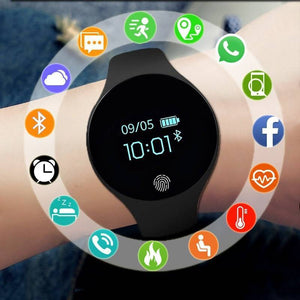 Sport Smart Watch Women Ladies Wristwatches Electronic Led Digital Wrist Watches For Clock Female Hours Smartwatch