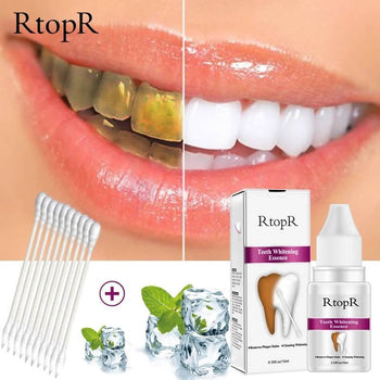 Teeth Oral Hygiene Essence Whitening Stains Cleaning Product