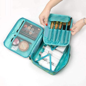 Women Cosmetic Make Up Bag Case Travel Organizer Waterproof Toiletry Kits