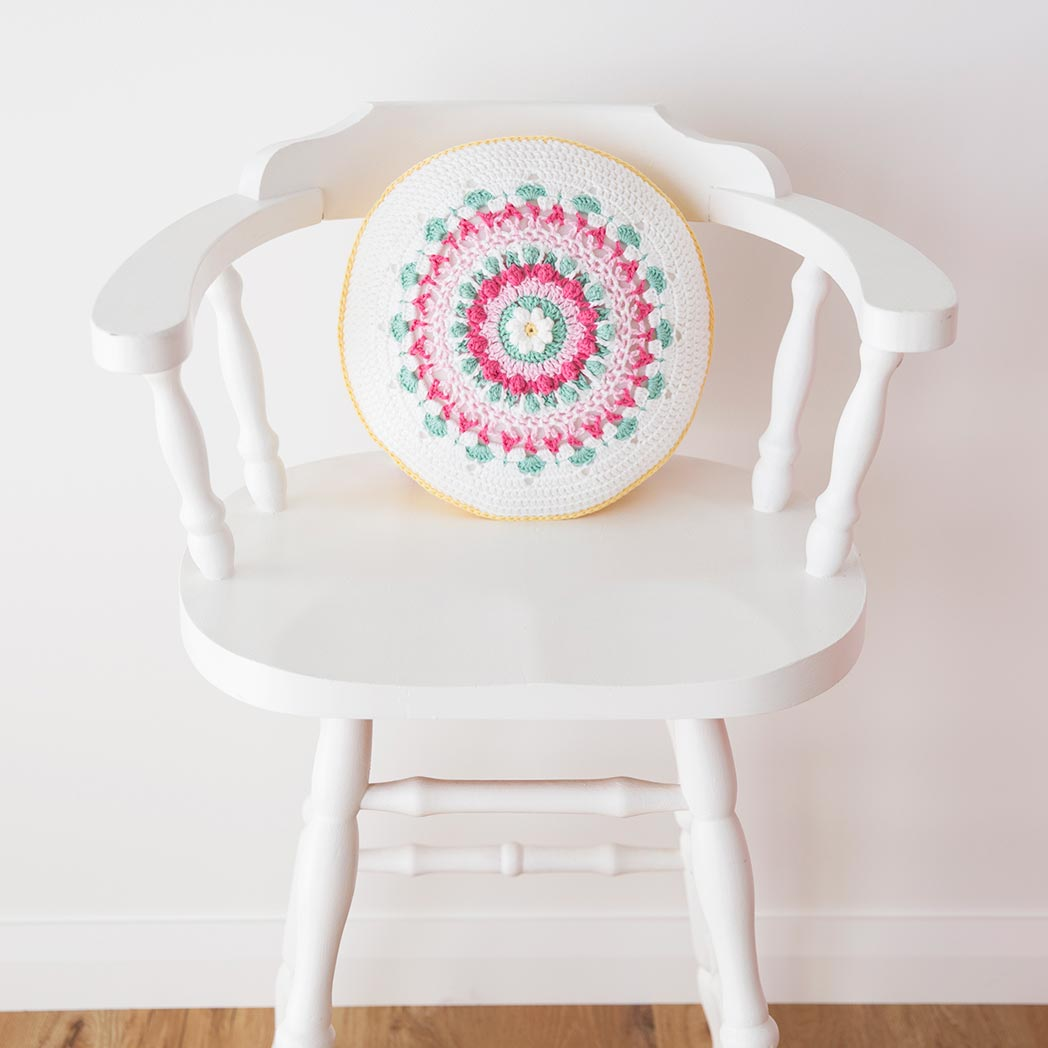 daisy wheel roundie