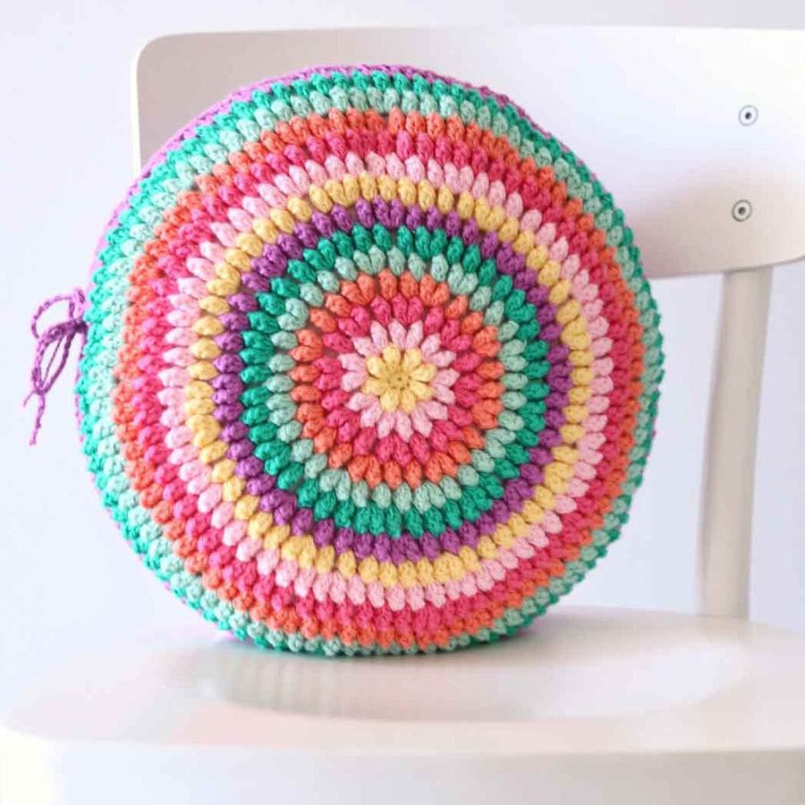 gelato pops cushion