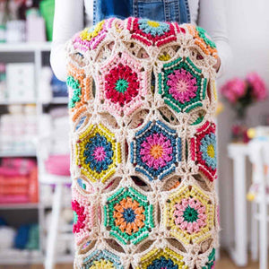 starlight dancer crochet blanket