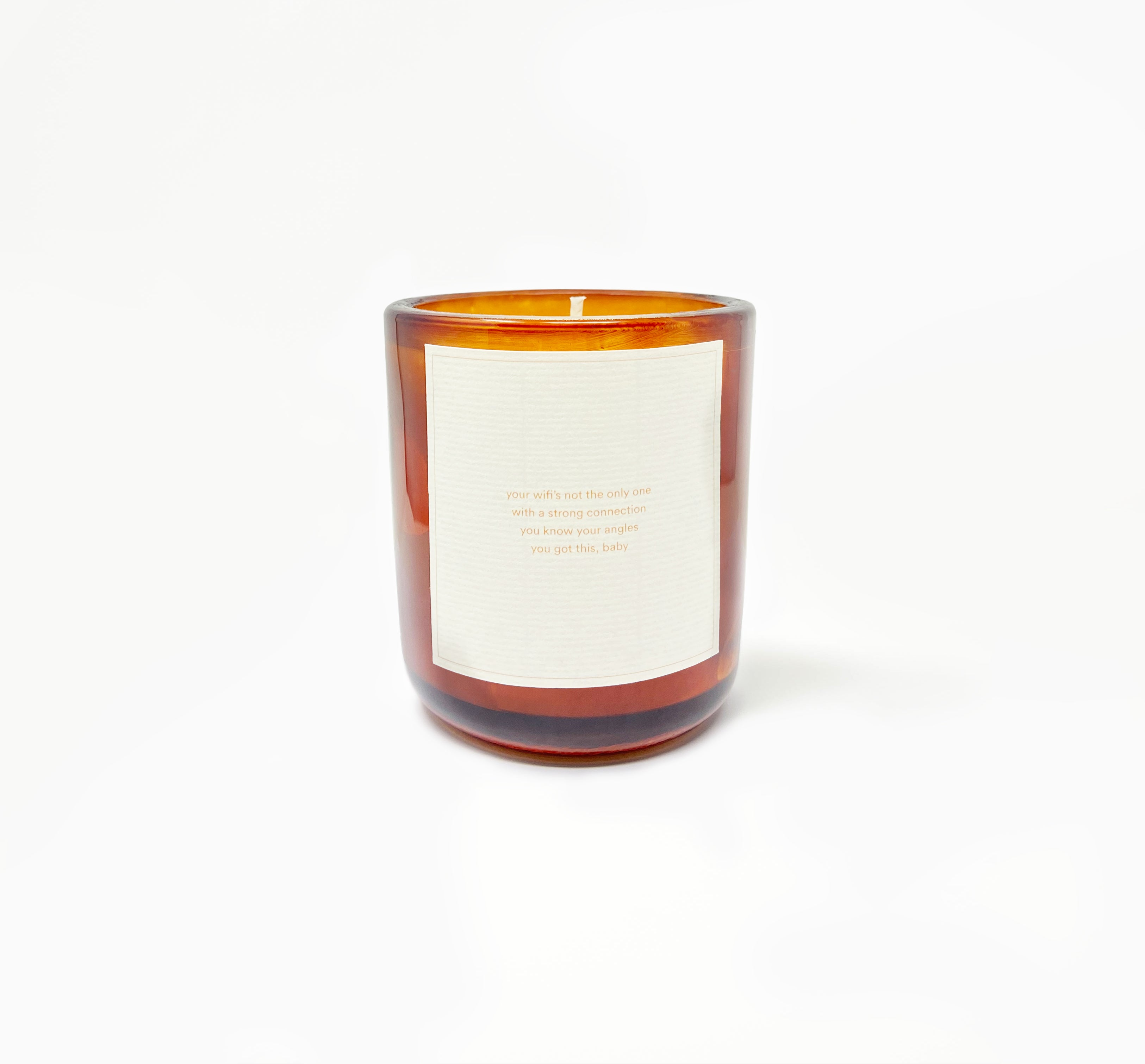 Flattering Light Candle