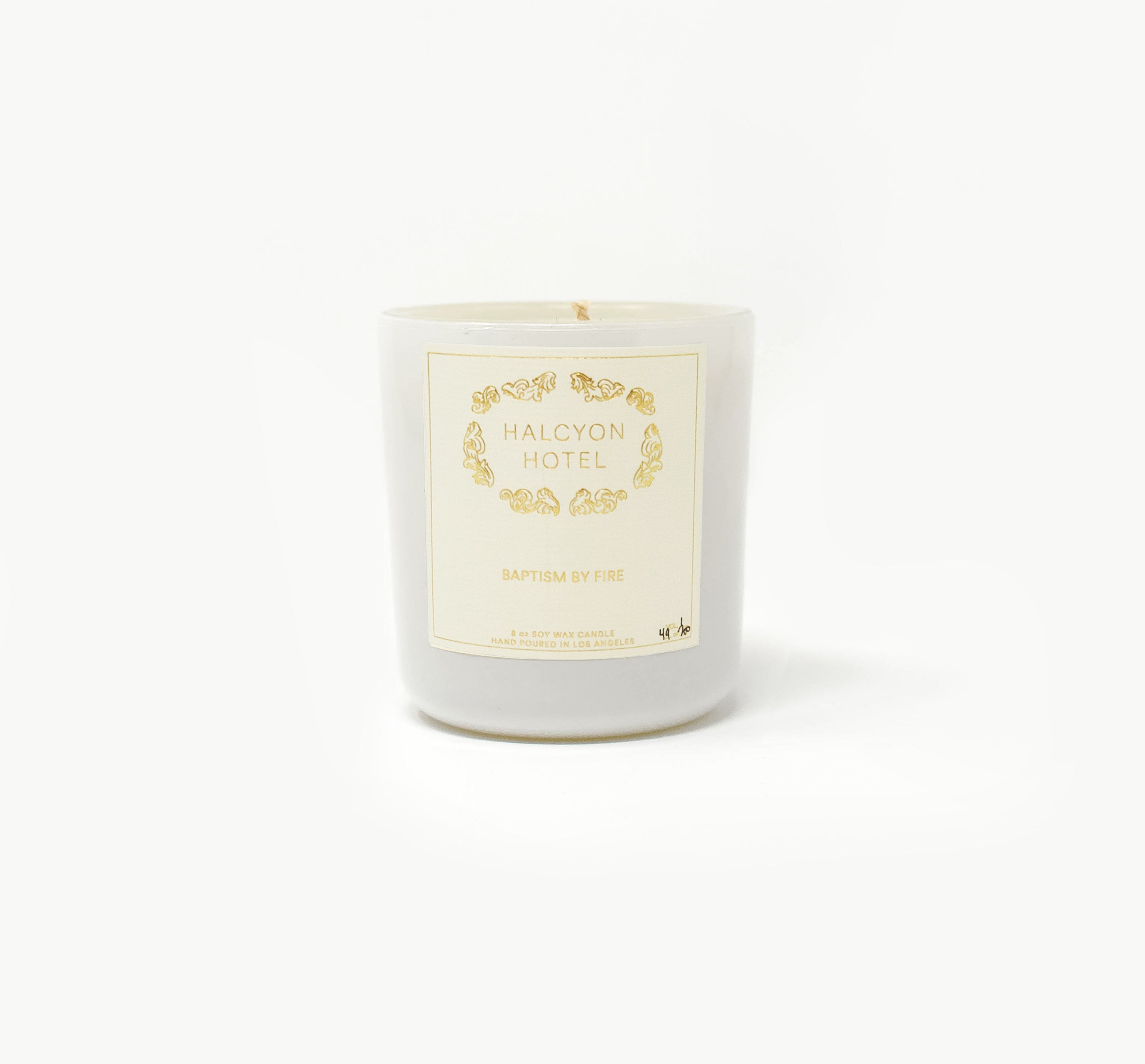 Baptism by Fire Candle