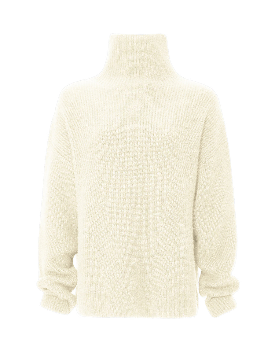 Product 4884771930198, CASHMERE SILK TURTLENECK