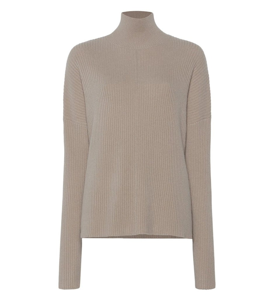 Product 4981514109014, CASHMERE BOXY TURTLENECK - LAPOINTE