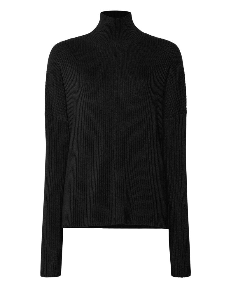 Product 4981514829910, CASHMERE BOXY TURTLENECK - LAPOINTE