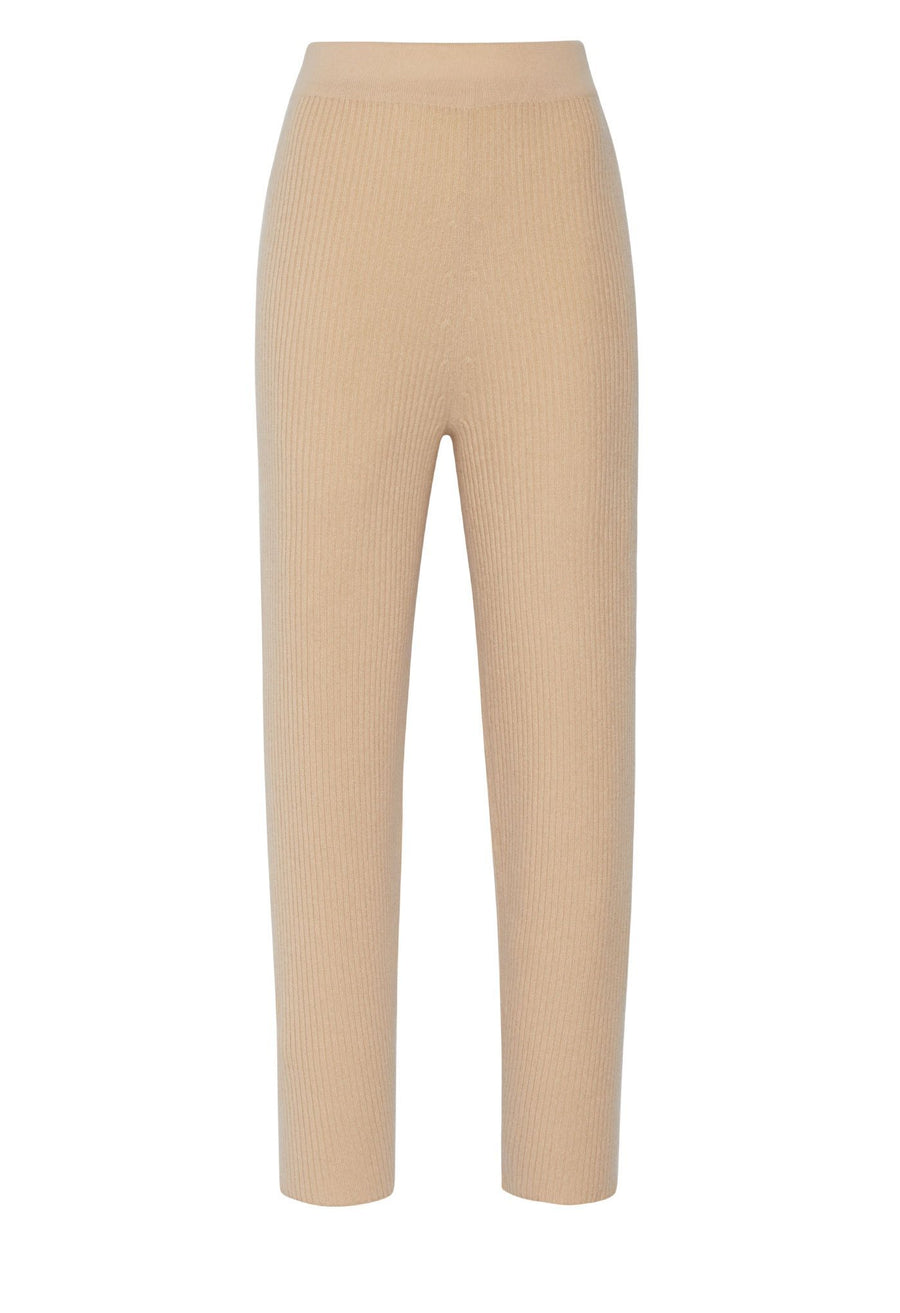 Product 6569414688854, CASHMERE RIBBED PANT - LAPOINTE