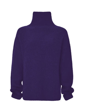 Product 4697315049558, CASHMERE SILK TURTLENECK - LAPOINTE