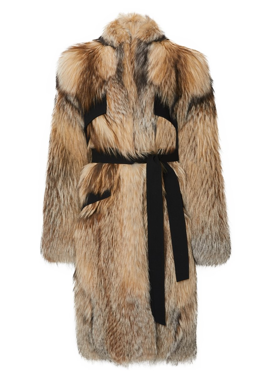 Product 4678383960150, FOX COCOON COAT - LAPOINTE