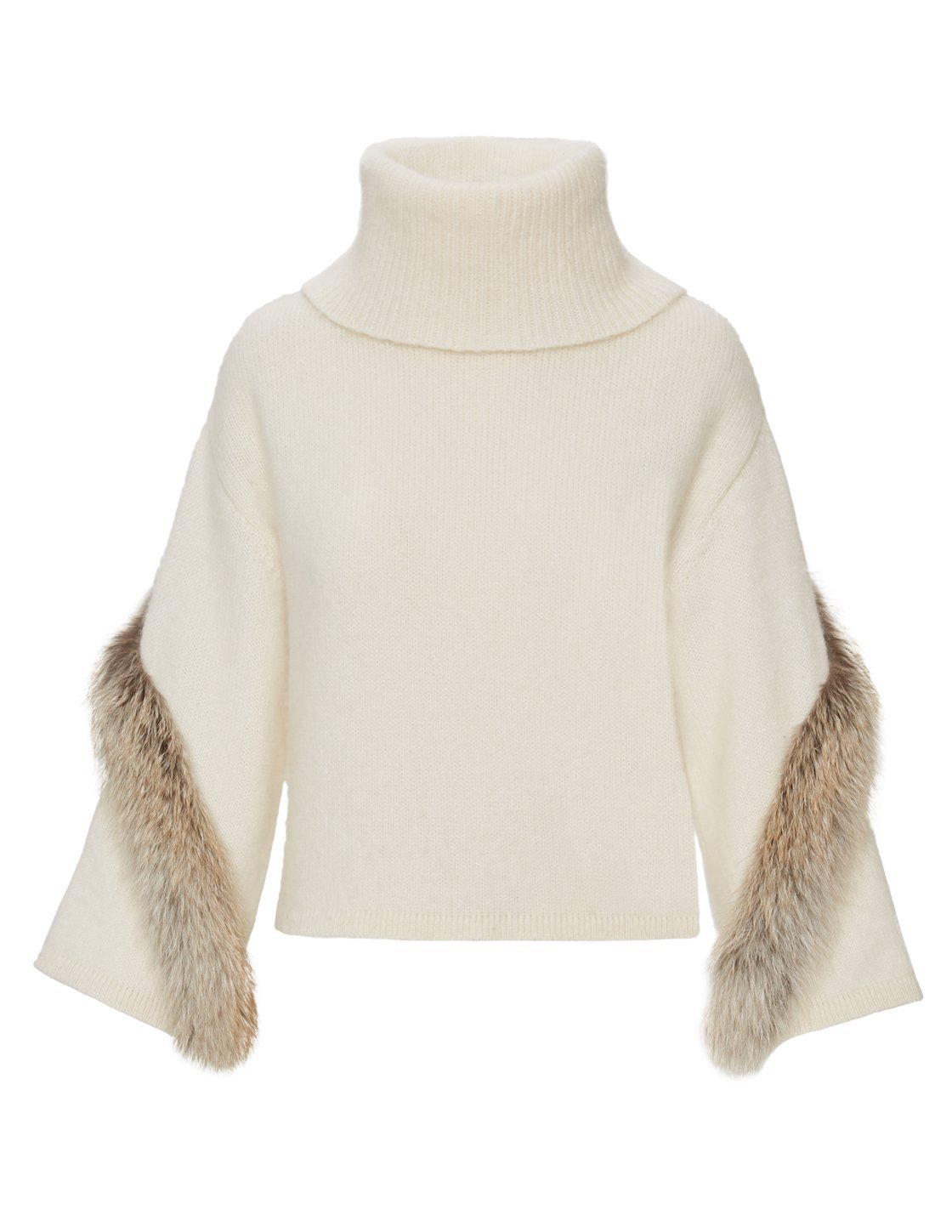 Product 4689474289750, FOX FUR SWEATER - LAPOINTE