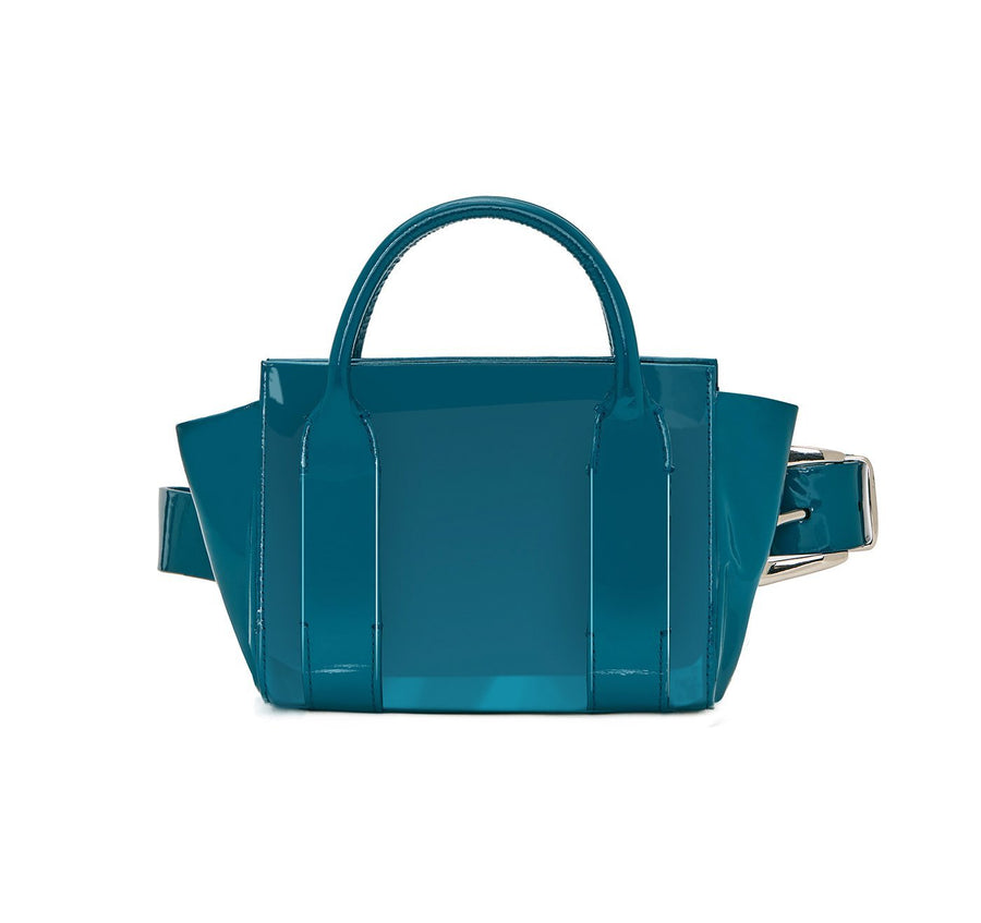 Product 4697345982550, PATENT BELT BAG - LAPOINTE