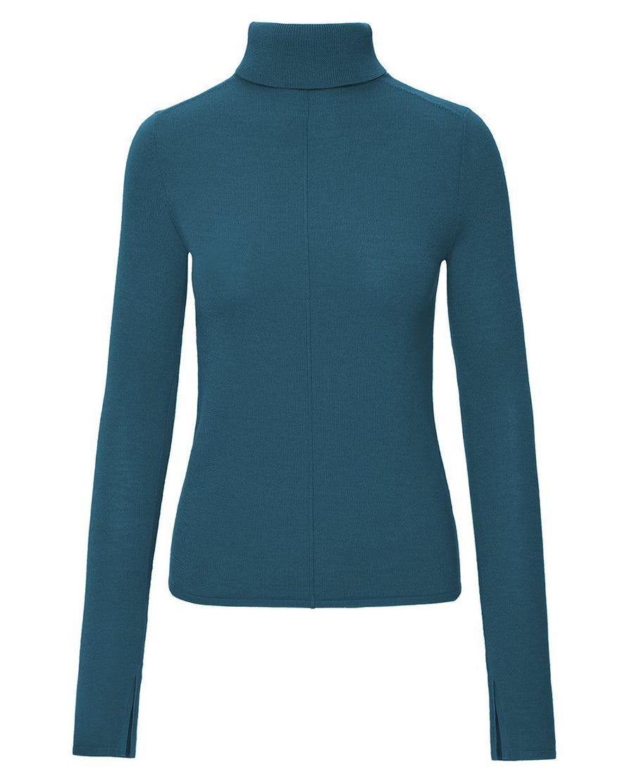 Product 4843204345942, PINTUCK TURTLENECK - LAPOINTE