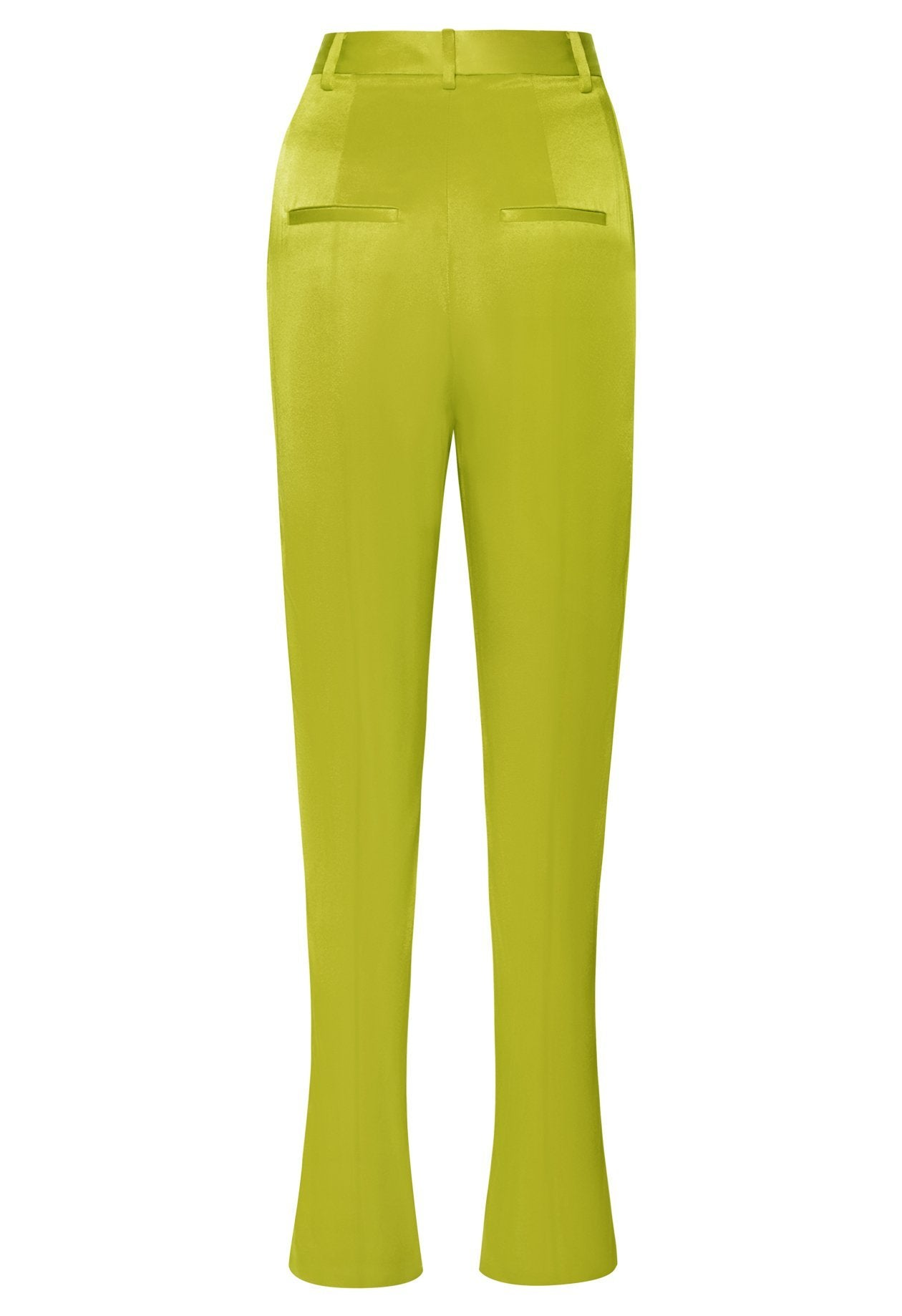 Product 4696825626710, SATIN ELONGATED TROUSER - LAPOINTE
