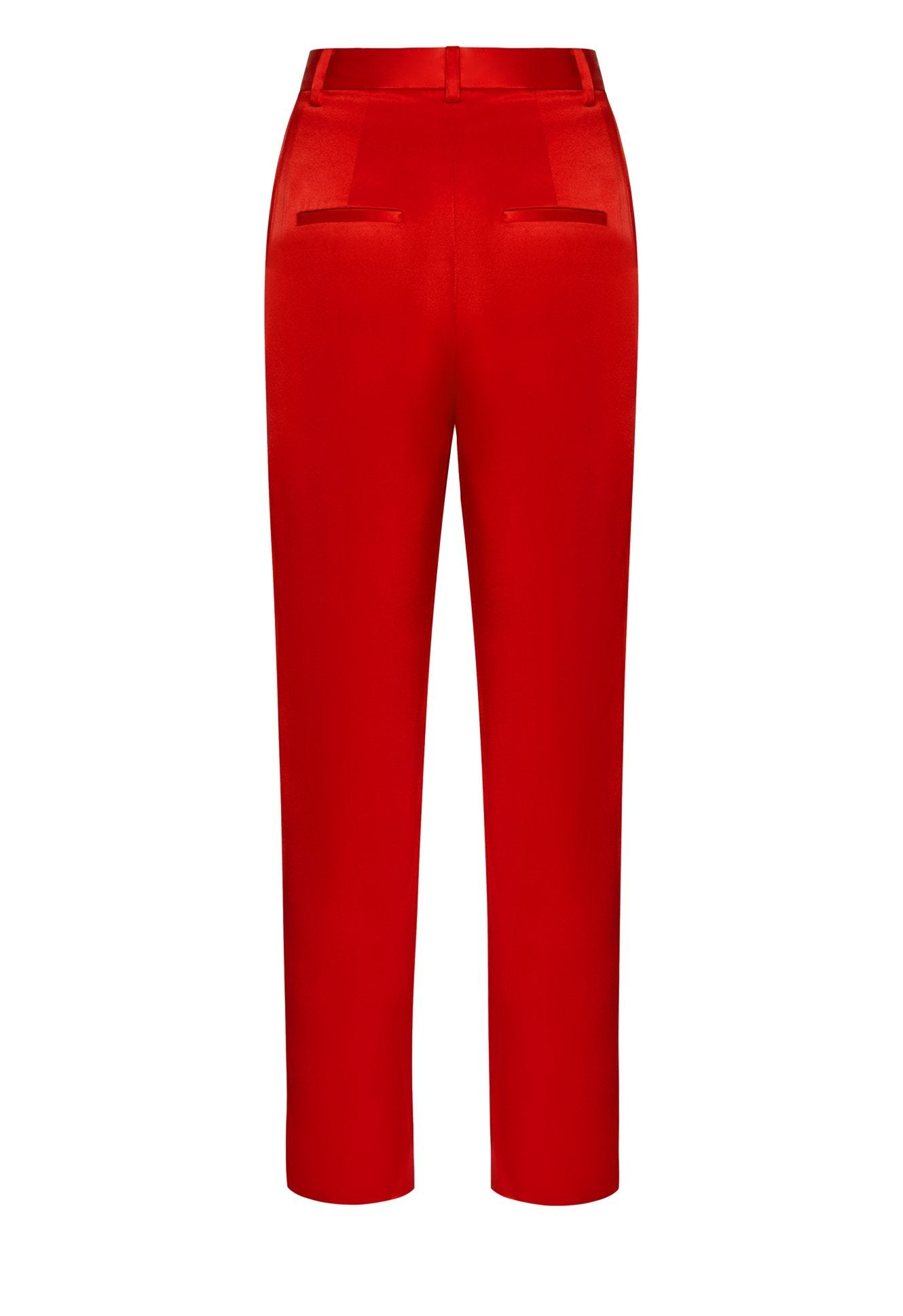 Product 4696845320278, SATIN PLEATED TROUSER - LAPOINTE