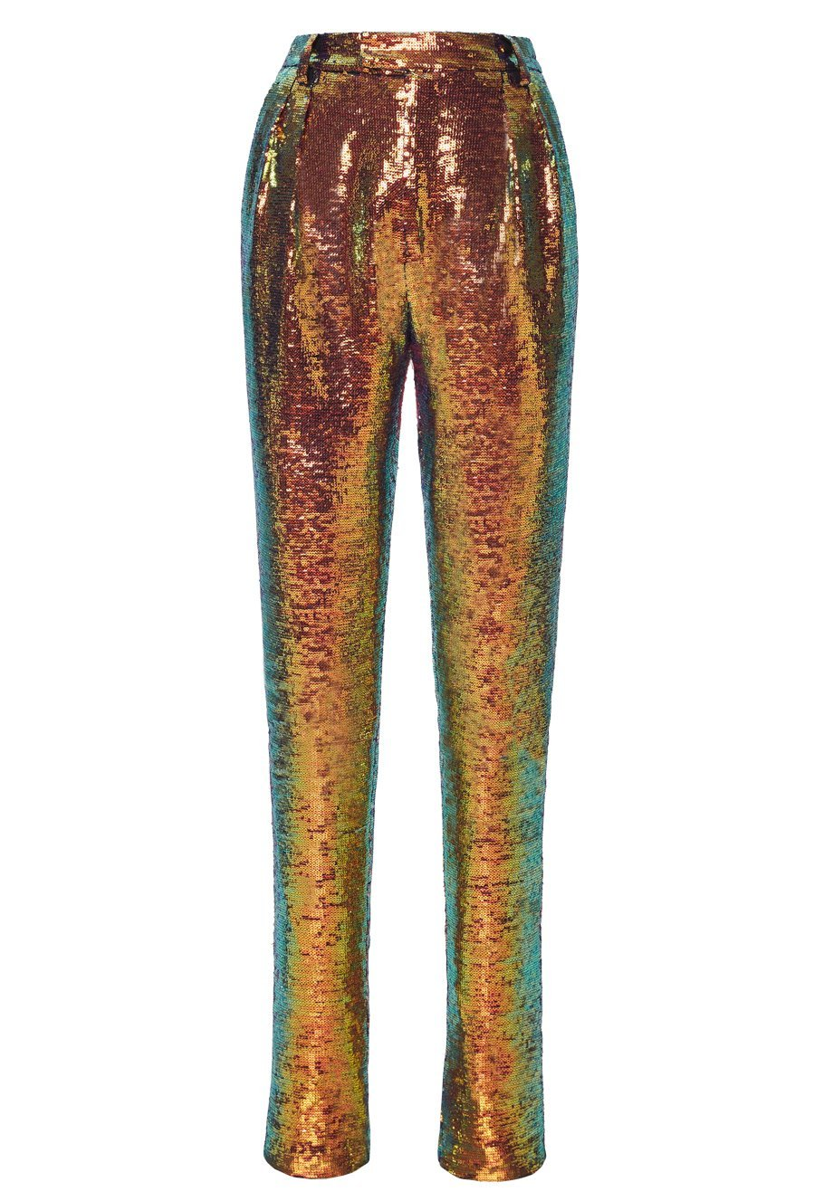 Product 4697223266390, SEQUIN ELONGATED TROUSER - LAPOINTE