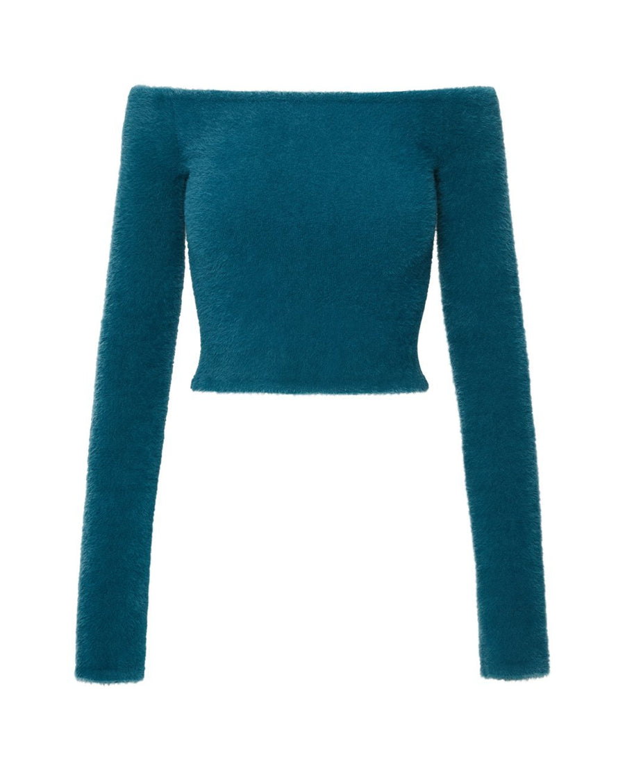 Product 4697297092694, SOFT TEDDY SWEATER - LAPOINTE