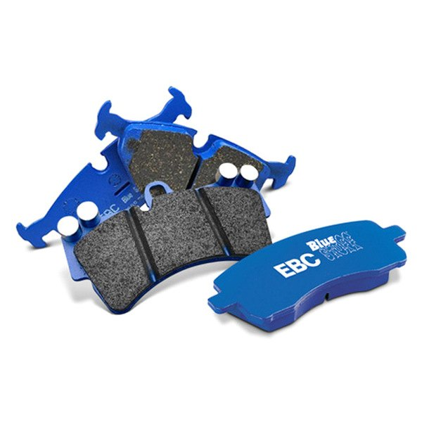 Pre bedded race brake pads - EBC Track Day Brake Pads