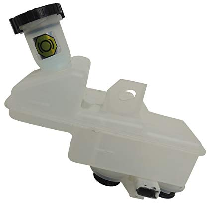Brake fluid vapour lock