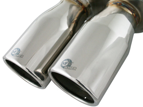 aFe® Mach Force XP™ 304 SS Cat-Back Exhaust System with Quad Rear Exit