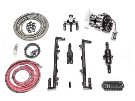 Fore Innovations® SRT Hellcat L4 Triple Pump Fuel System