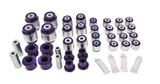 BMR Suspension® SPF3055K - Super Pro™ Non Adjustable Front Lower Outer Control Arm Bushings