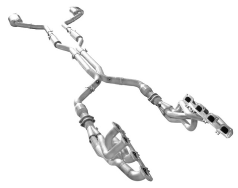 American Racing Headers® (09-14) Challenger 6.1L/6.4L Full Race Exhaust System