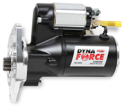 "Dynaforce® 50903 - High Torque starter for Ford Small Block Engines with 3/4"" Depth Ring Gear"