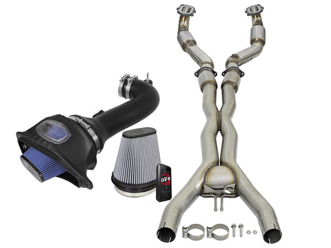 aFe® 77-34001-PL - Scorcher PRO Race Performance Package
