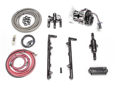 Fore Innovations® SRT Hellcat L3 Triple Pump Fuel System